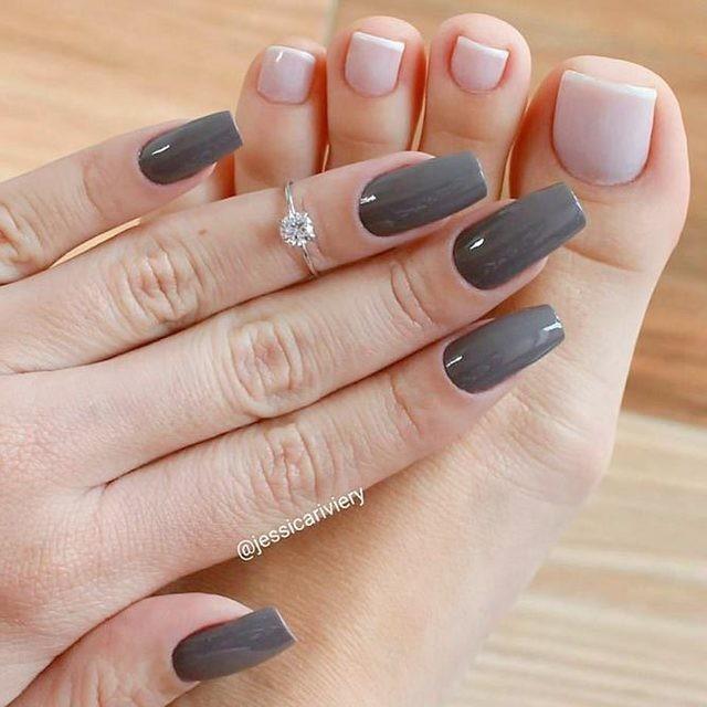 Nail tay chân 12