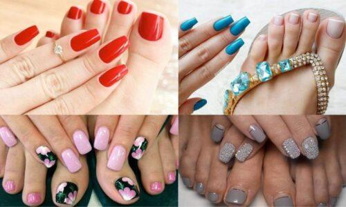 4 ý tưởng màu sơn cho tay chân thêm tỏa sáng
