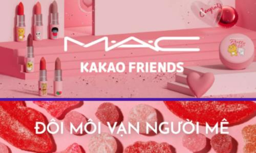 Son kem lì M.A.C Powder Kiss Mua 1 tặng 1 chỉ có tại Sinh nhật Lazada