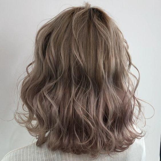 tóc màu trà sữa_9