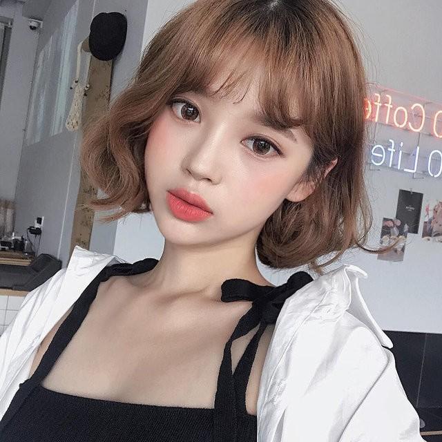 tóc ngắn phong cách hàn_15