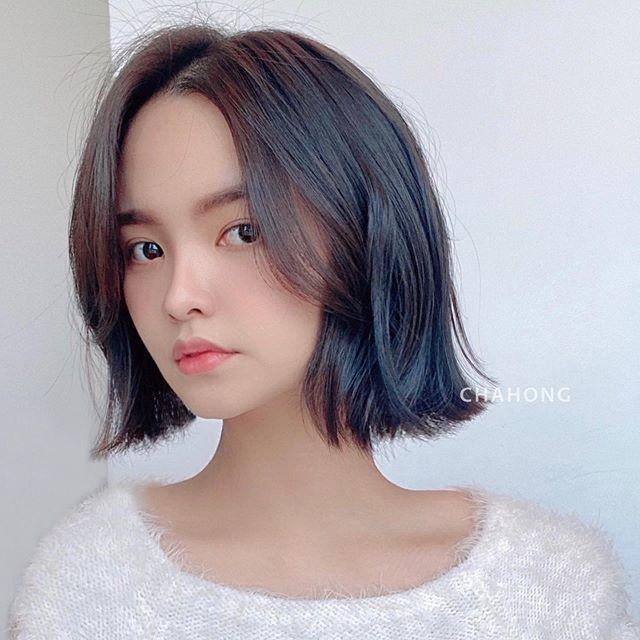 tóc ngắn phong cách hàn_4
