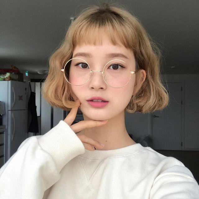 tóc ngắn phong cách hàn_8