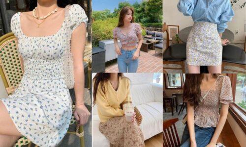 4 ý tưởng phối đồ với trang phục hoa nhí cho nàng thêm dịu dàng