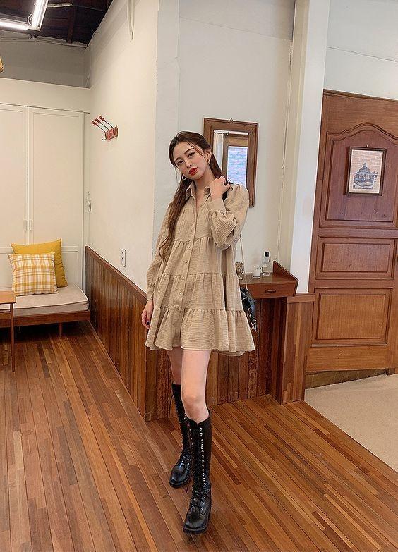trang phục màu be_5