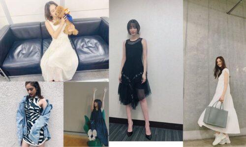 Ý tưởng với mẫu đầm ngắn tay phong cách Nhật Bản dễ thương
