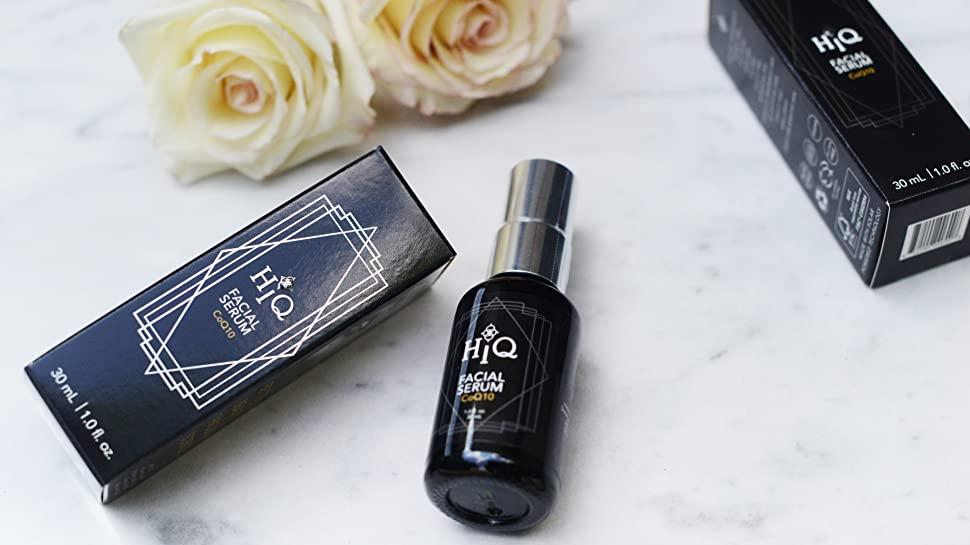 HiQ Cosmetics Facial Serum