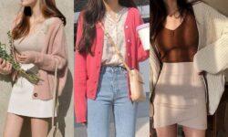 6 cách phối đồ cực xinh với áo khoác cardigans