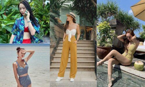 8 kiểu trang phục đi biển giúp bạn tỏa sáng