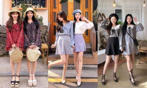 4 ý tưởng mặc đẹp cùng bạn thân cực cuốn hút
