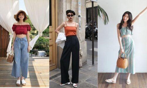 7 món đồ thời trang không thể thiếu trong mùa hè