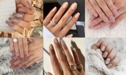 8 kiểu nail tông màu nude sang trọng và thanh lịch