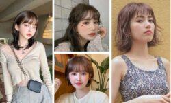 5 kiểu tóc mái ngố cho nàng thêm trẻ trung