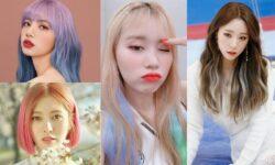 5 xu hướng màu tóc highlight đậm chất Hàn Quốc