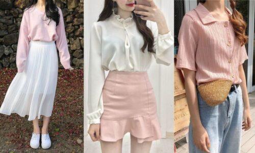 5 trang phục hẹn hò tông màu hồng ngọt ngào cho nàng