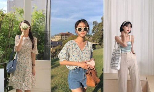 6 ý tưởng thời trang mùa hè cho cô nàng dịu dàng