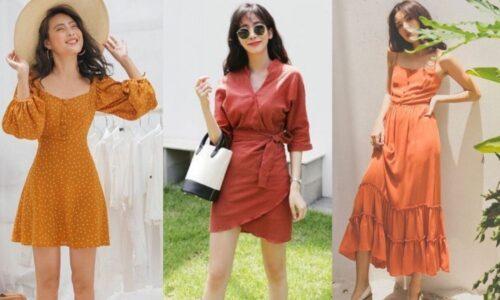 4 kiểu váy mùa hè xinh xắn cho nàng rạng rỡ đón hè