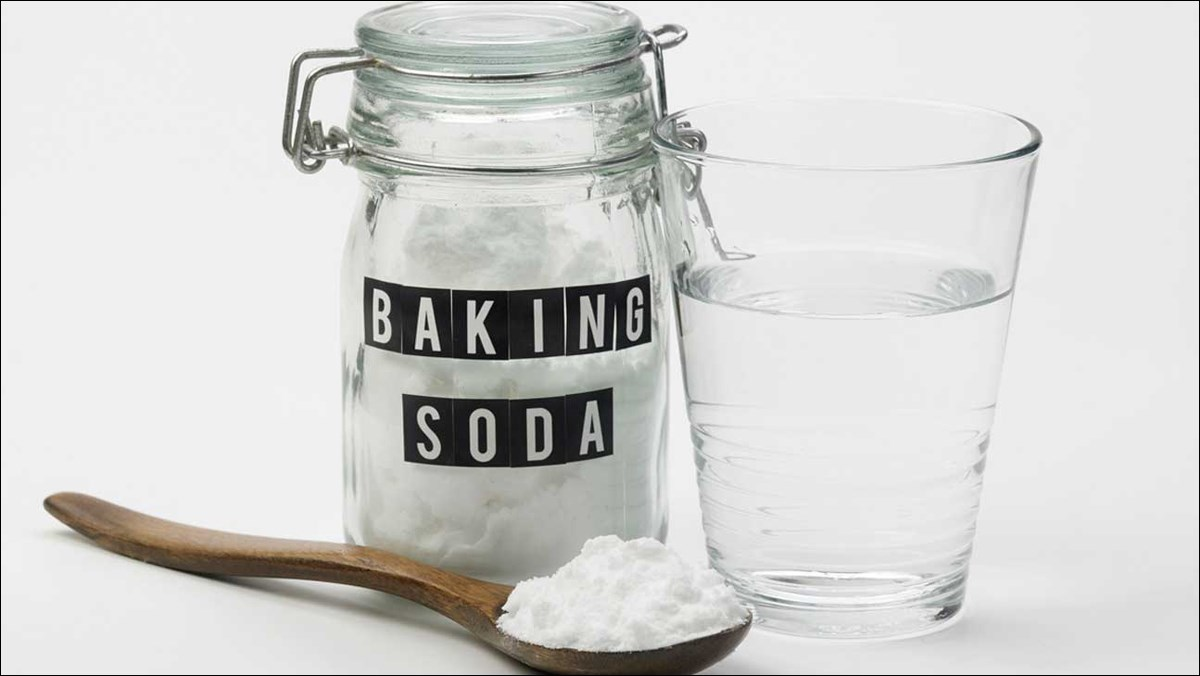 Baking soda trị sẹo