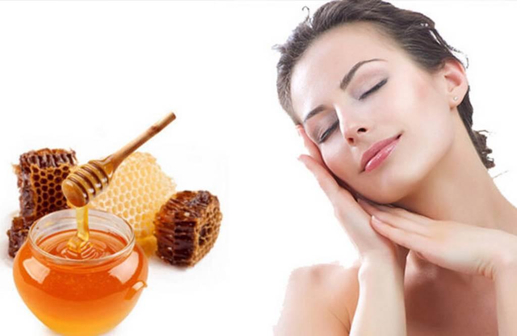 Sử dụng mật ong để làm căng da mặt tại nhà hiệu quả