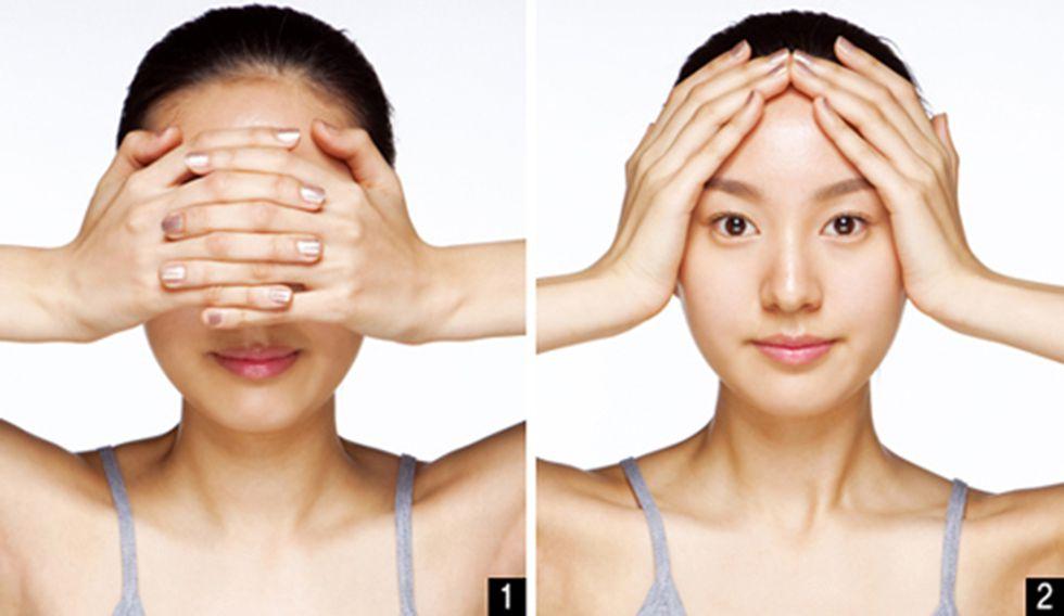 Massage làm căng da sau khi giảm cân