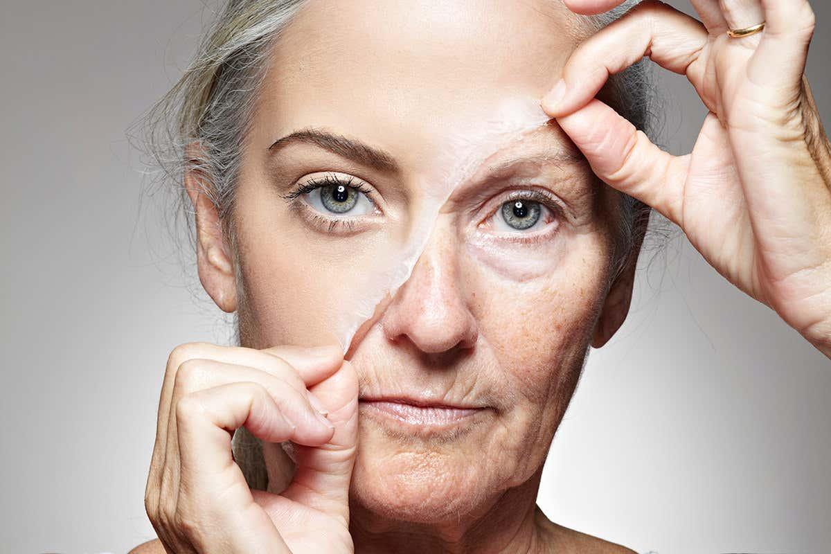Nguyên nhân khiến da mặt bạn trở nên xấu xí, nhăn nheo