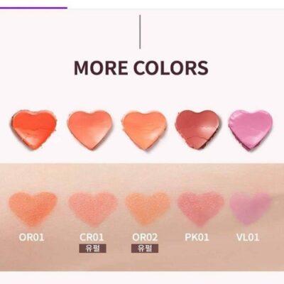 Review 4 phấn má hồng dạng thỏi phù hợp với nhiều phong cách trang điểm