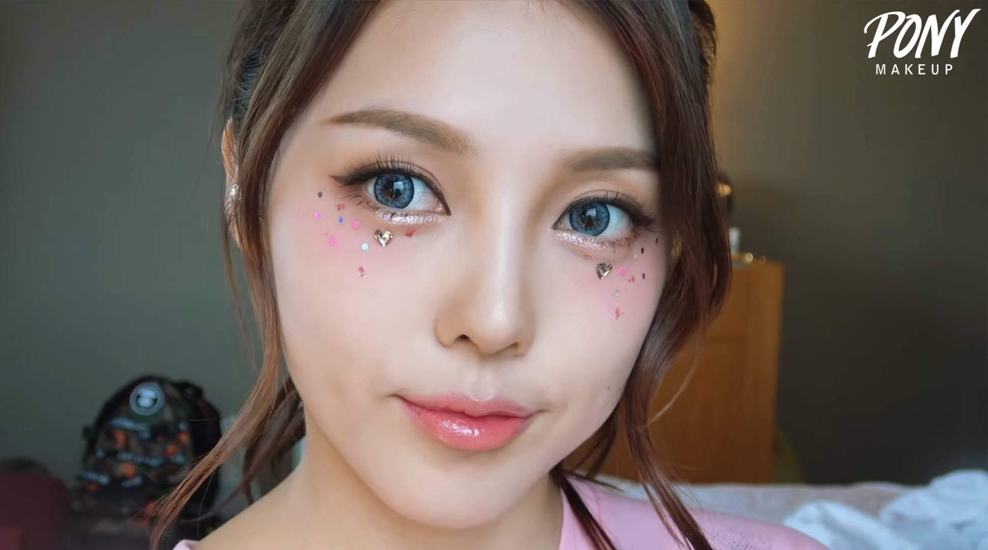"""""""Phù thủy make up"""" Pony thường xuyên sử dụng các sản phẩm trang điểm của BBia"""
