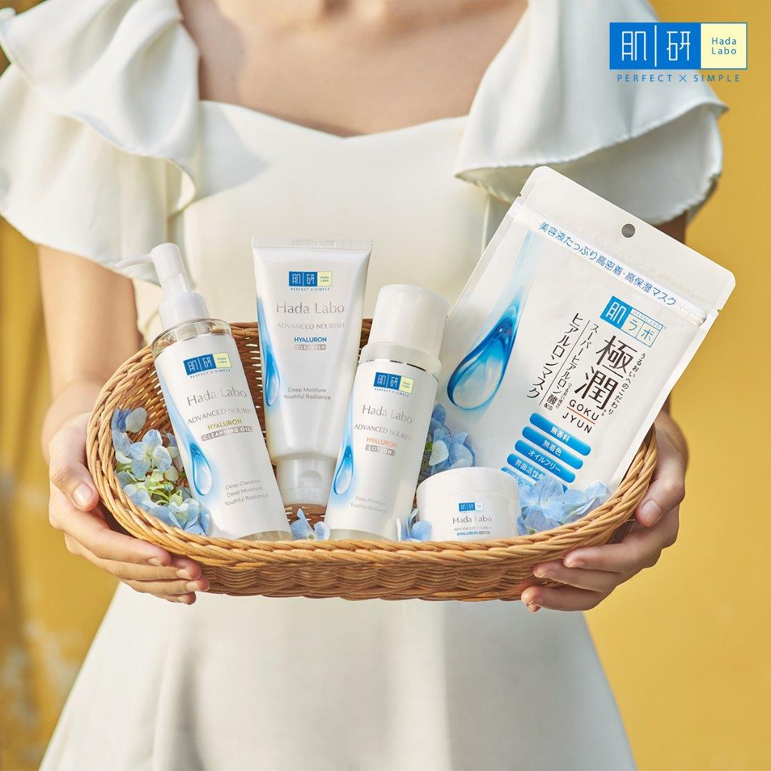 Các sản phẩm nổi bật của Hada Labo