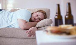 Thức khuya có mập không? Có nhanh tăng cân không?