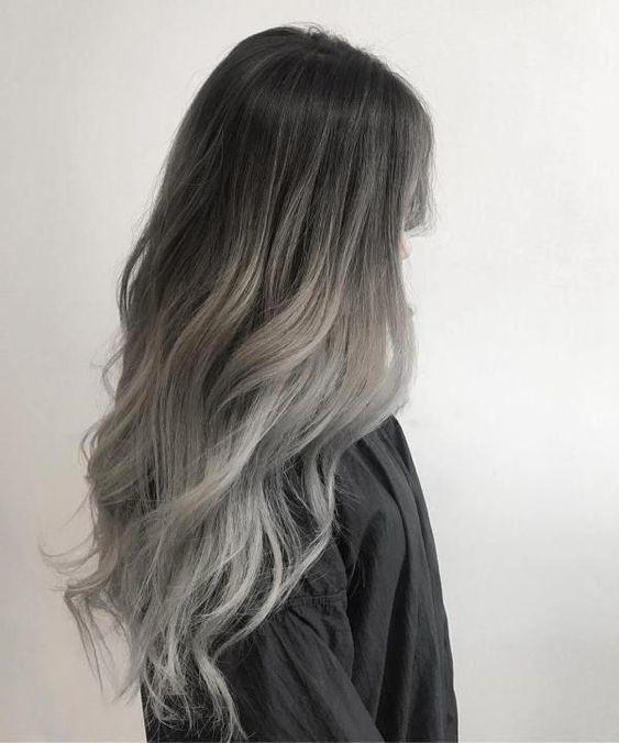 tóc màu xám khói_13