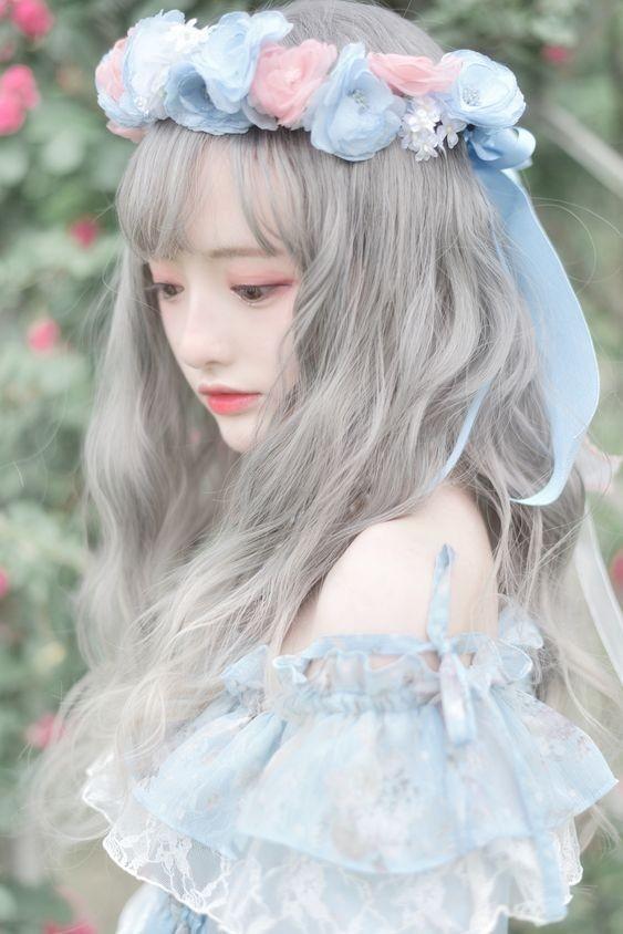 tóc màu xám khói_14