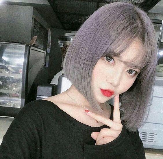 tóc màu xám khói_2
