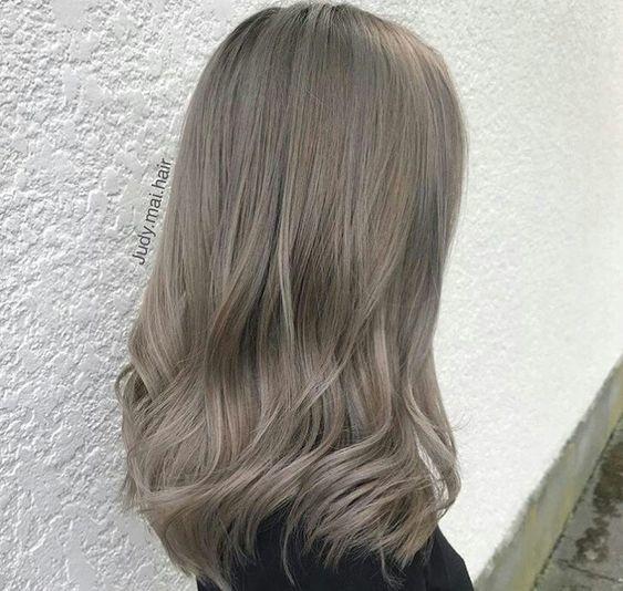 tóc màu xám khói_7