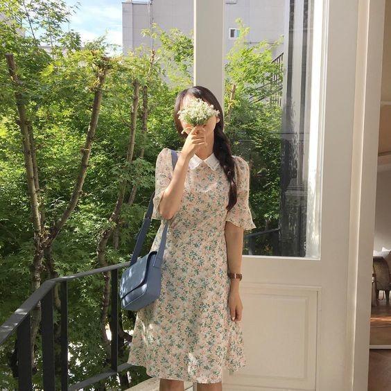trang phục dịu dàng mùa hè