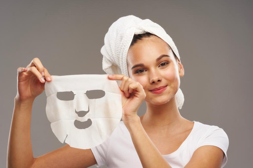 Chọn mặt nạ giấy cho từng loại da