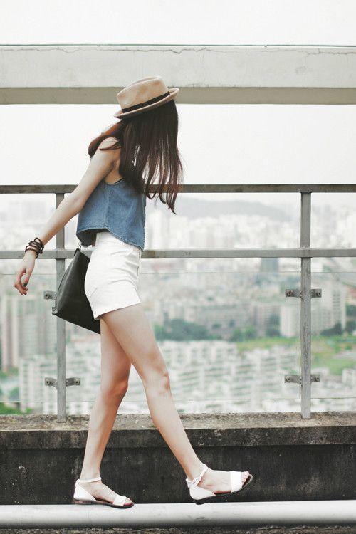 quần short vải 10