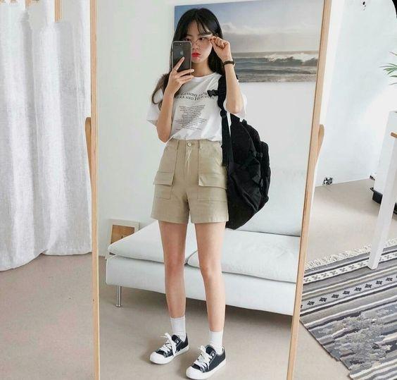 quần short vải 5