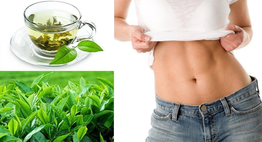 Lưu ý khi sử dụng trà xanh giảm cân