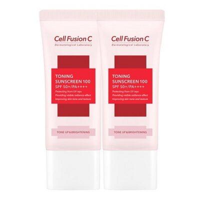 Review 7 kem chống nắng Cell Fusion C được yêu thích hiện nay