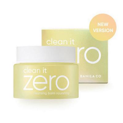 Review 6 sáp tẩy trang Zero Clean It được yêu thích 2021