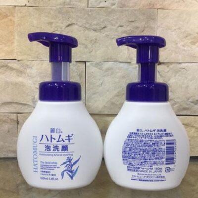 Review 4 sữa rửa mặt Hatomugi giá thành rẻ liệu có chất lượng?